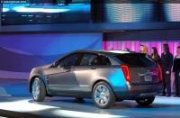 2008 Cadillac Provoq Concept image.
