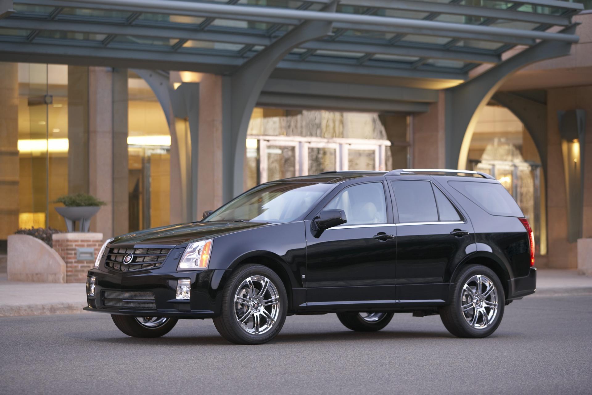 2009 Cadillac Srx Conceptcarz Com