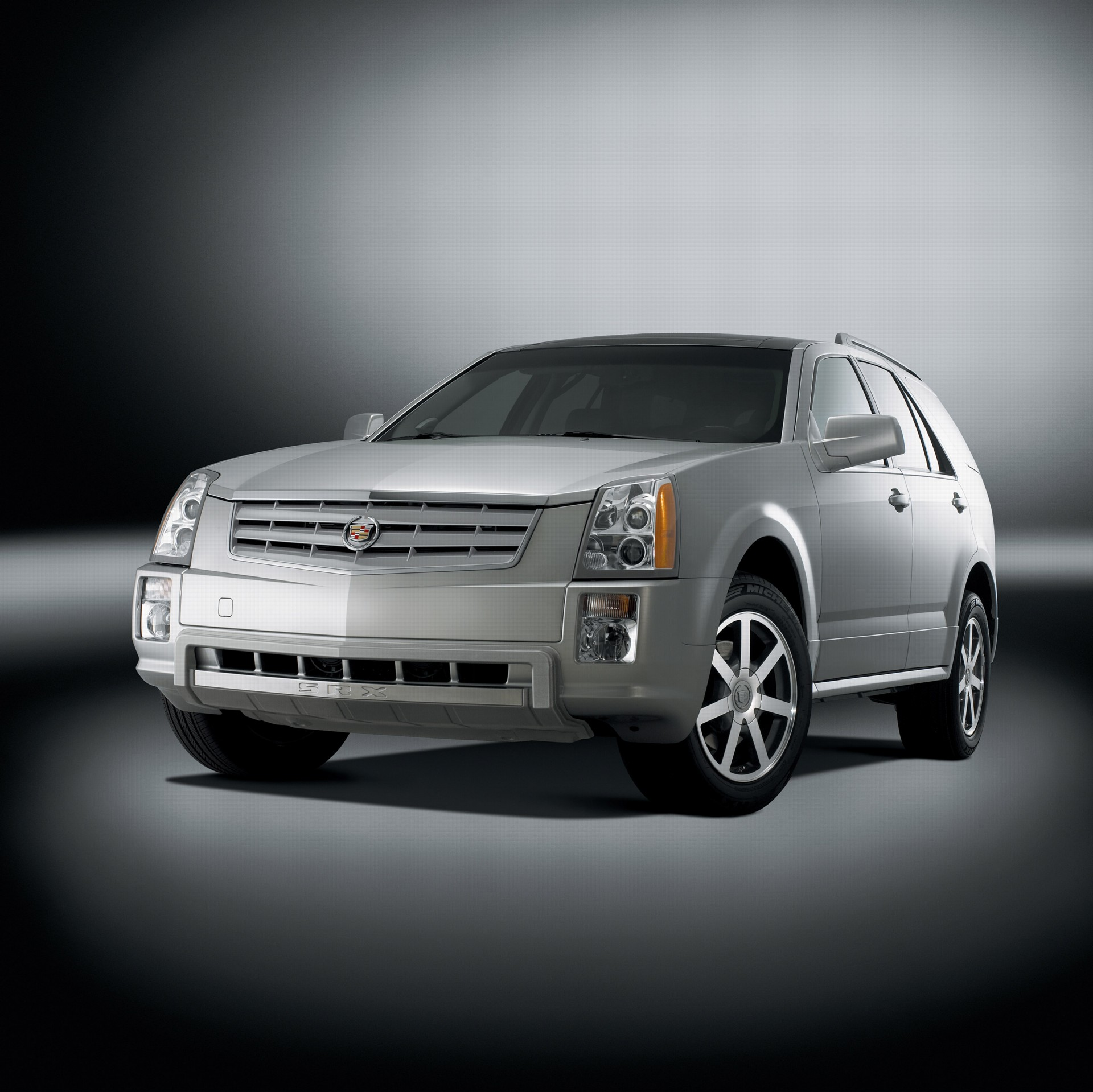 Cadillac Srx: Auction Results And Data For 2007 Cadillac SRX