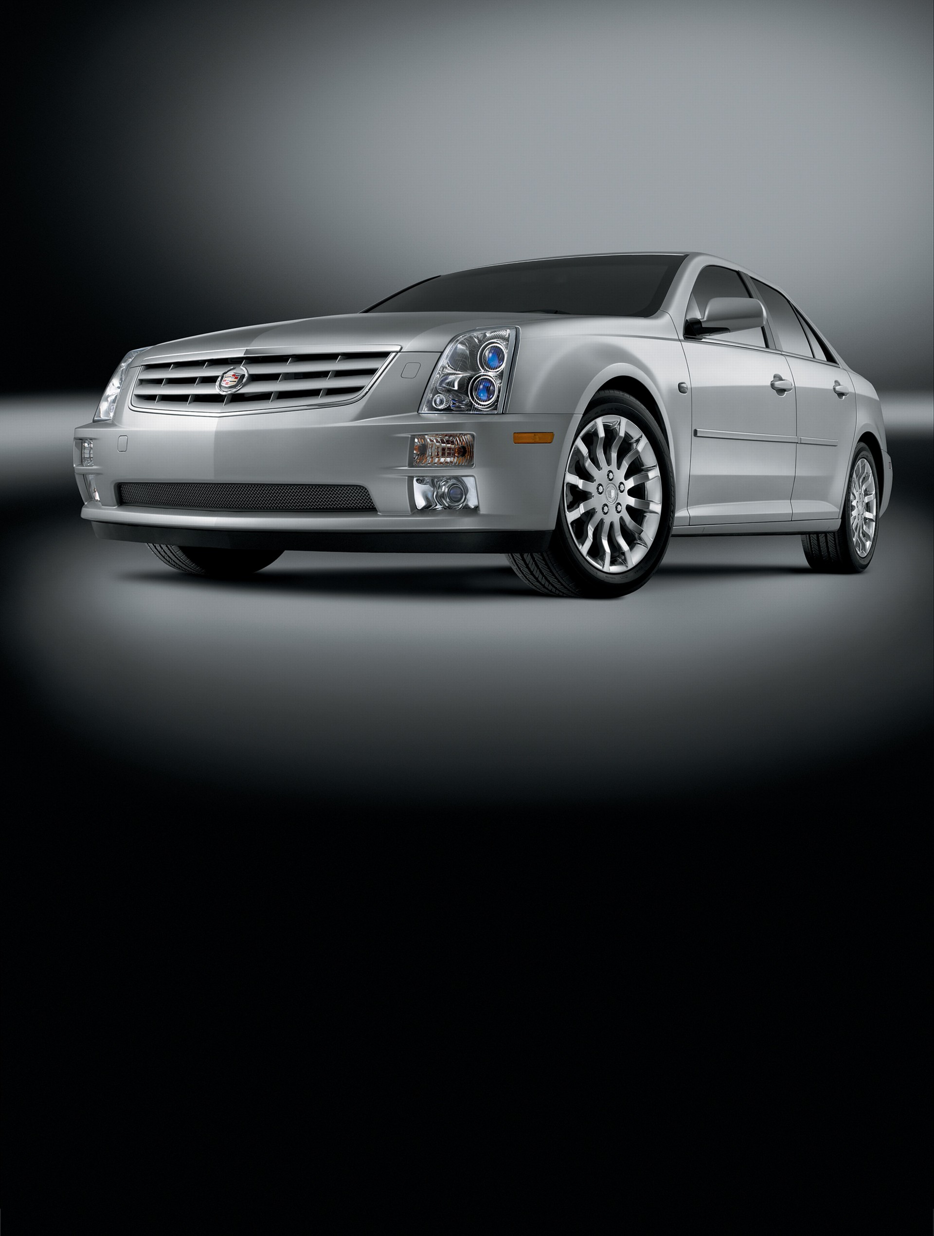 2007 cadillac sts. Black Bedroom Furniture Sets. Home Design Ideas