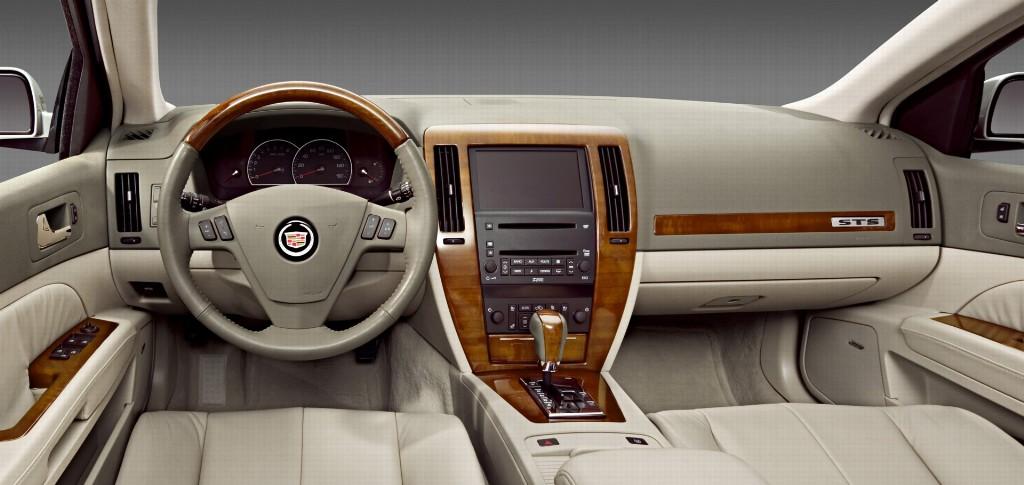 Cadillac Sts Manu I