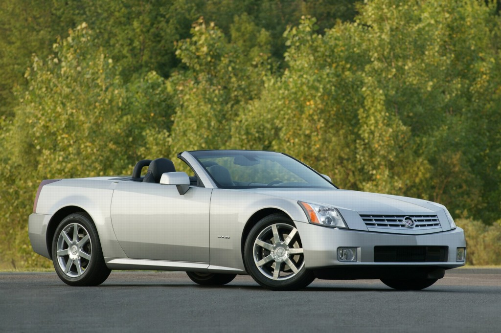 2007 cadillac xlr pictures history value research news. Black Bedroom Furniture Sets. Home Design Ideas
