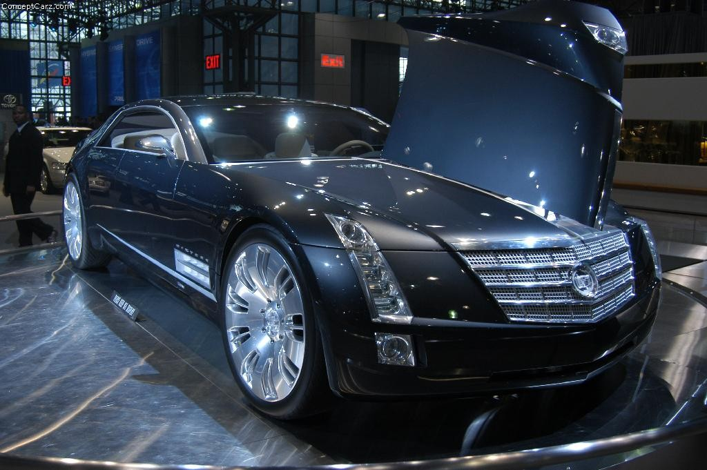 2003 Cadillac Sixteen Concept Image