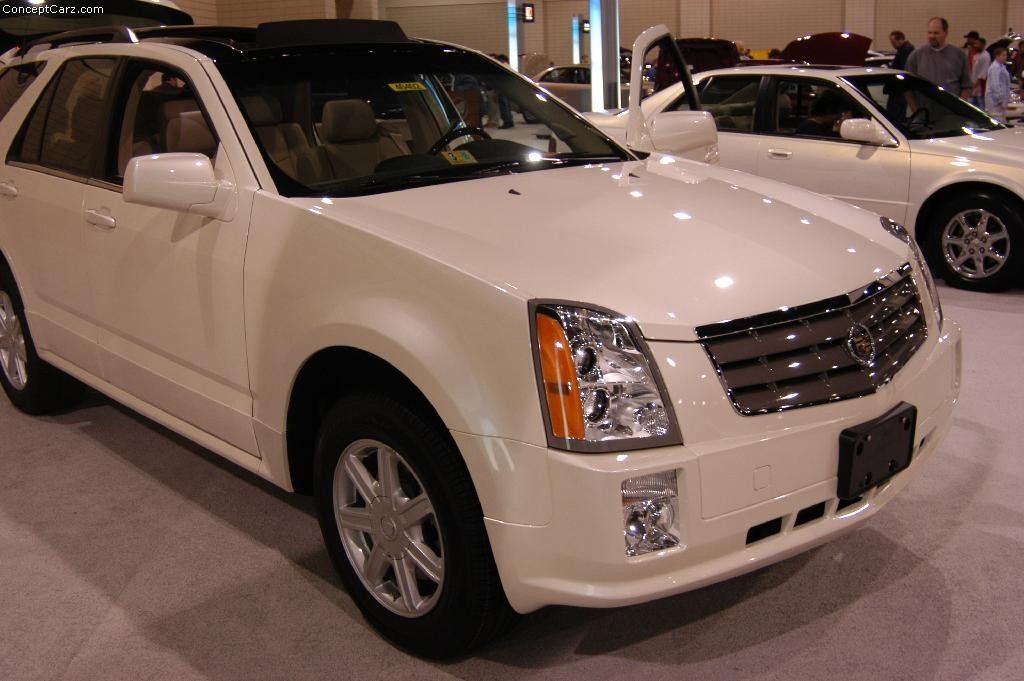 auction results and data for 2004 cadillac srx. Black Bedroom Furniture Sets. Home Design Ideas