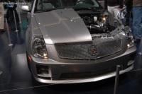 2006 Cadillac STS-V image.