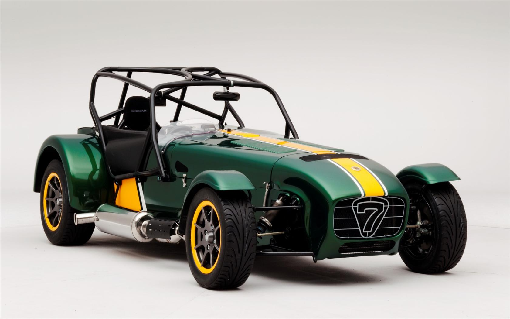 2011 caterham team lotus special edition sevens image. Black Bedroom Furniture Sets. Home Design Ideas