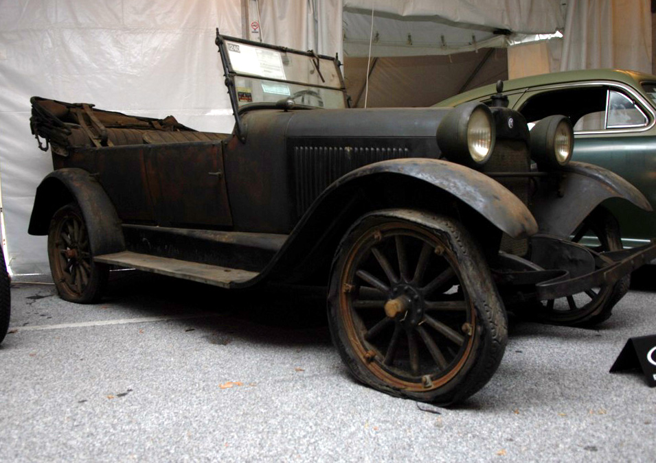Motor City Auto Auction >> 1920 Chalmers Model 35-C Pictures, History, Value ...