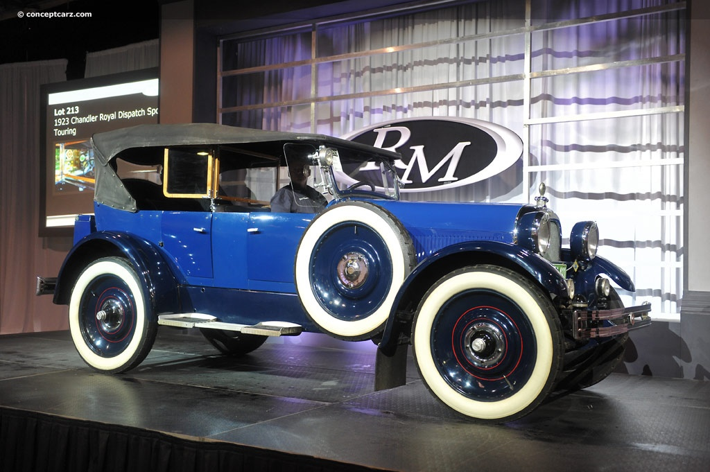 1923 Chandler Model 32 Image