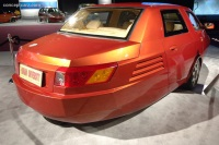 2007 Changfeng Rhombus R-6 Concept image.