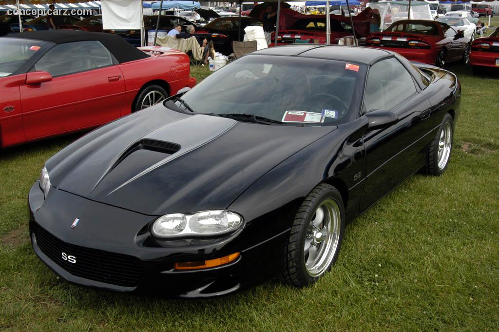 2001 Chevrolet Camaro Pictures History Value Research News