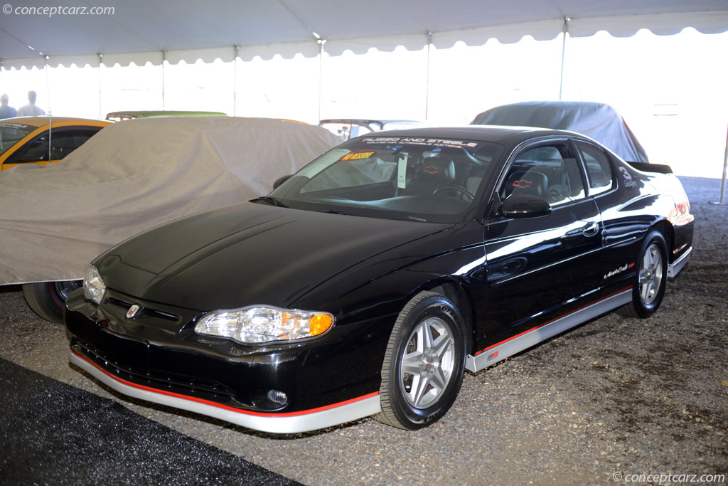 2002 Chevrolet Monte Carlo Ls Ss Super Sport Conceptcarz