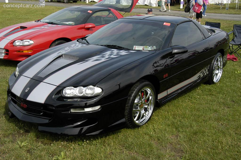 Auction Results And Data For 2002 Chevrolet Camaro