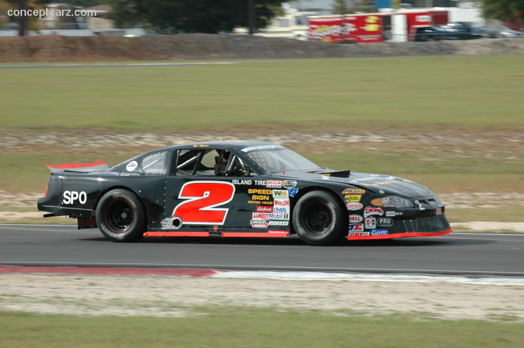 2002 Chevrolet Monte Carlo Stock Car Images Photo 02