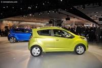 2010 Chevrolet Spark image.