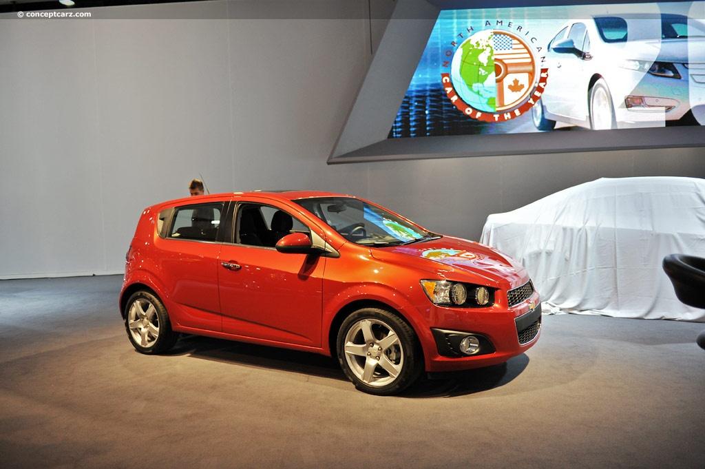 2012 Chevrolet Sonic Image