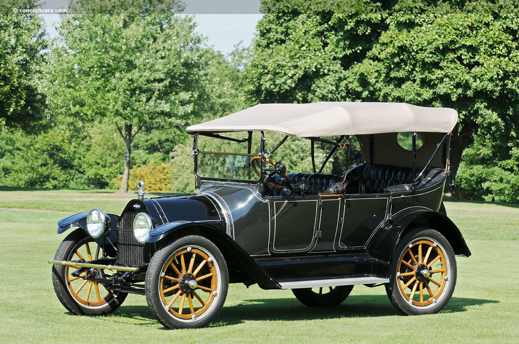 1914 Chevrolet Series H Conceptcarz Com
