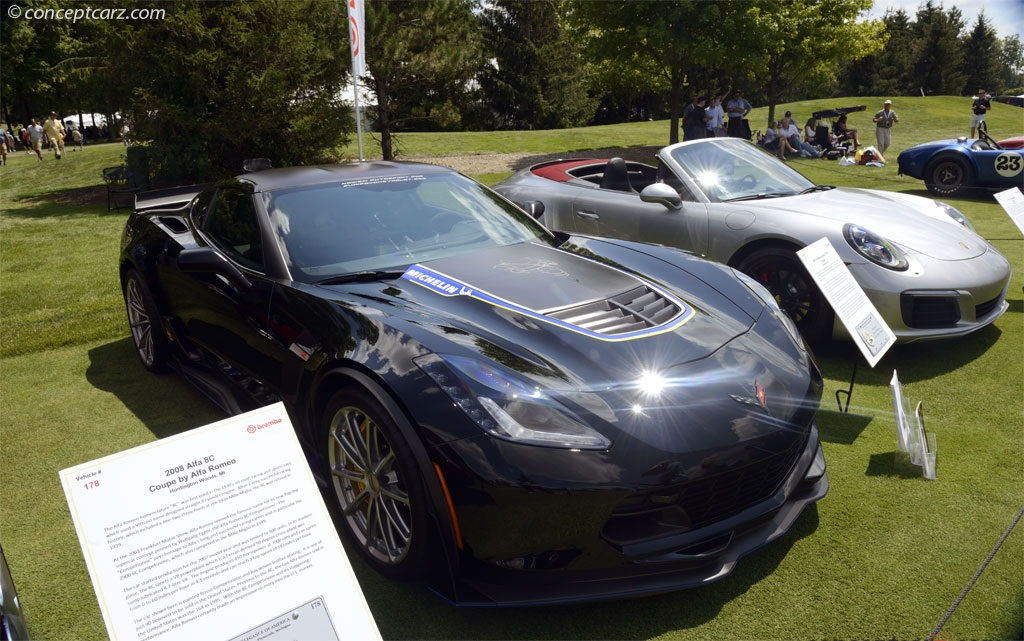 2014 Chevrolet Corvette thumbnail image
