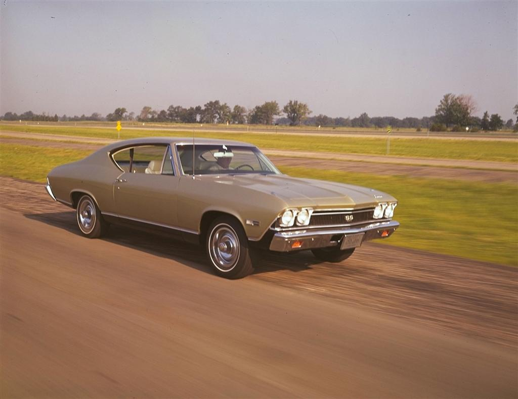 Auction results and data for 1968 Chevrolet Chevelle Series