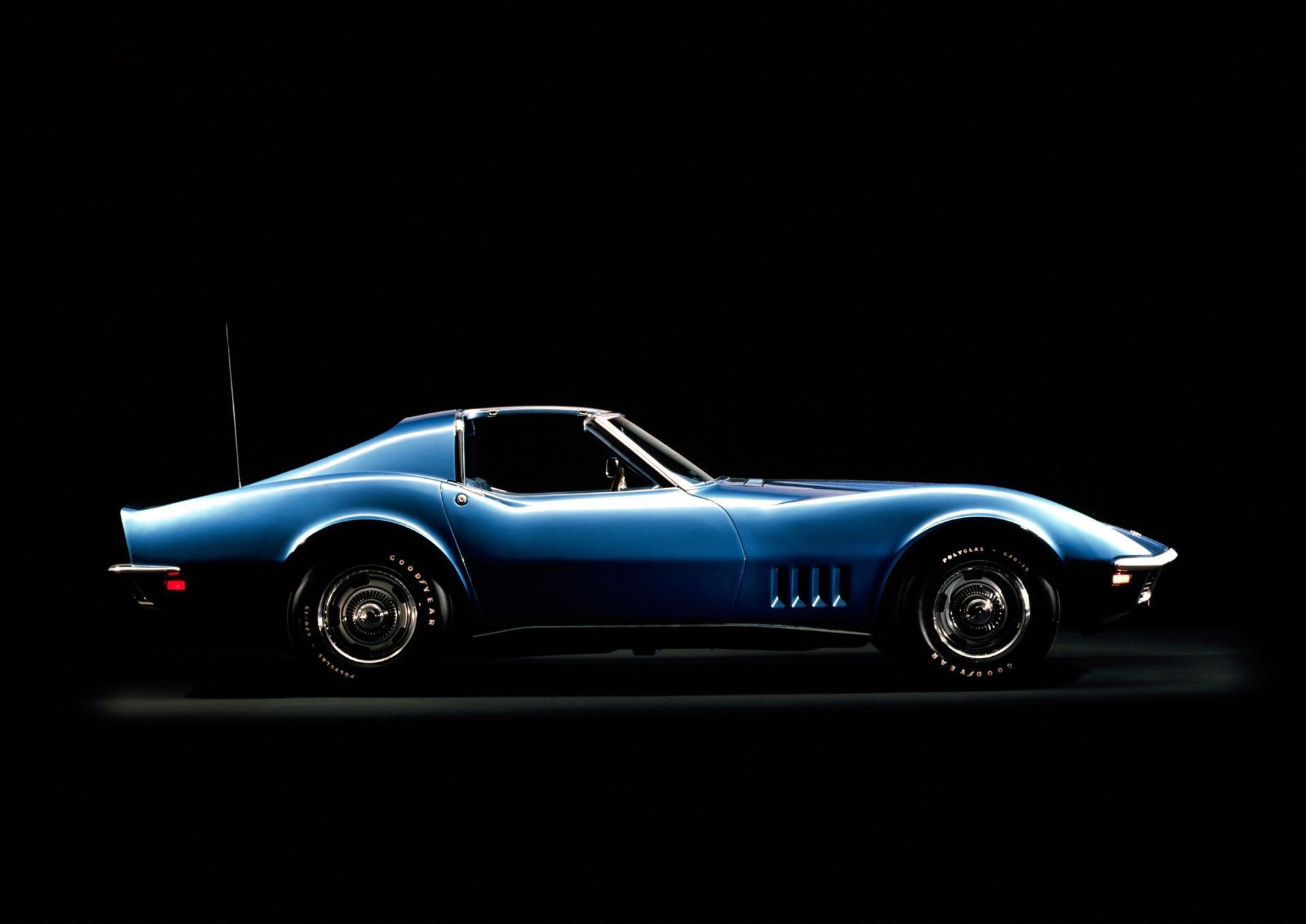 1968 Chevrolet Corvette C3 Image