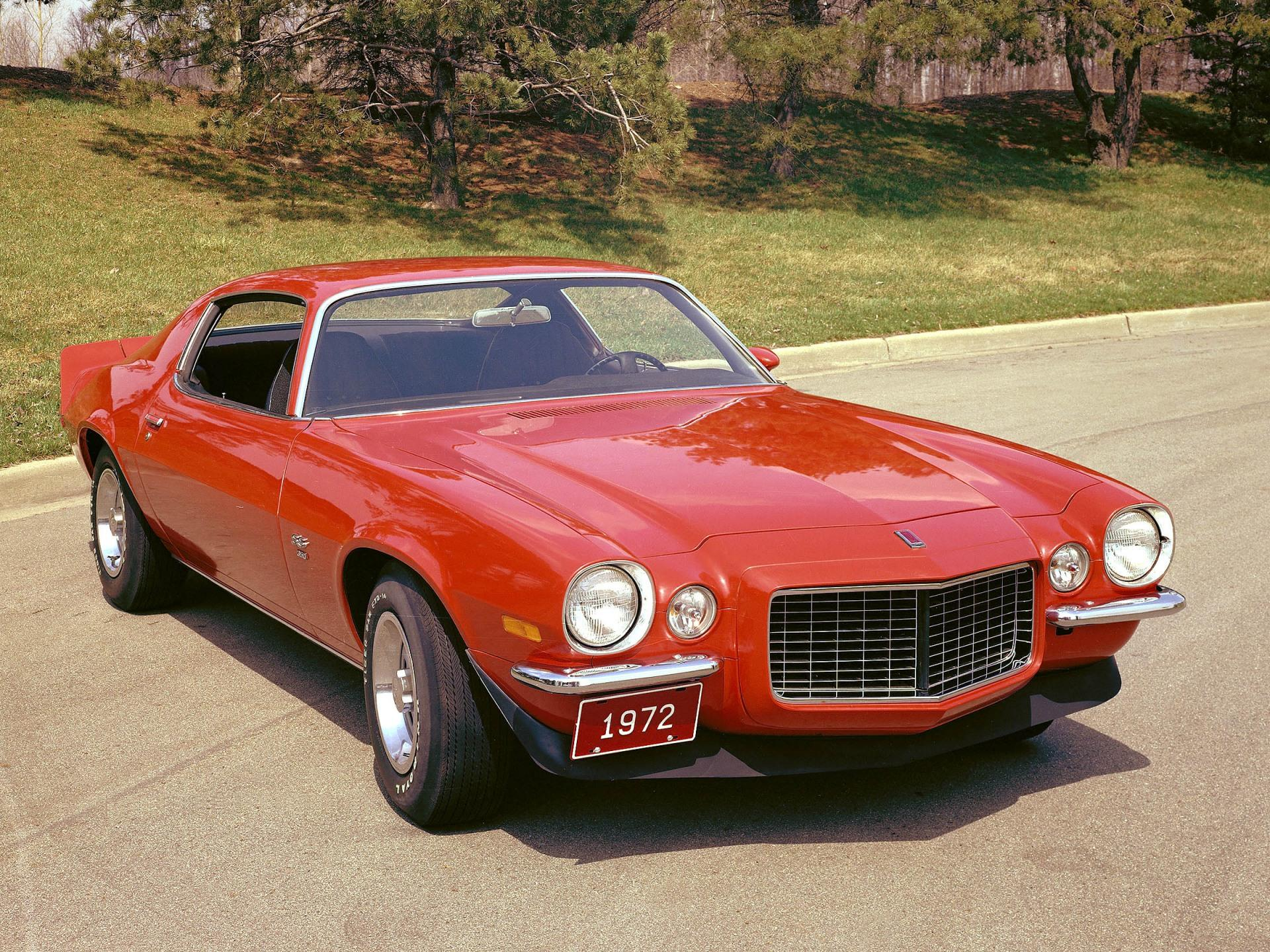 1972 Chevrolet Camaro Pictures History Value Research News Conceptcarz Com