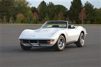 1972 Chevrolet Corvette C3 image.