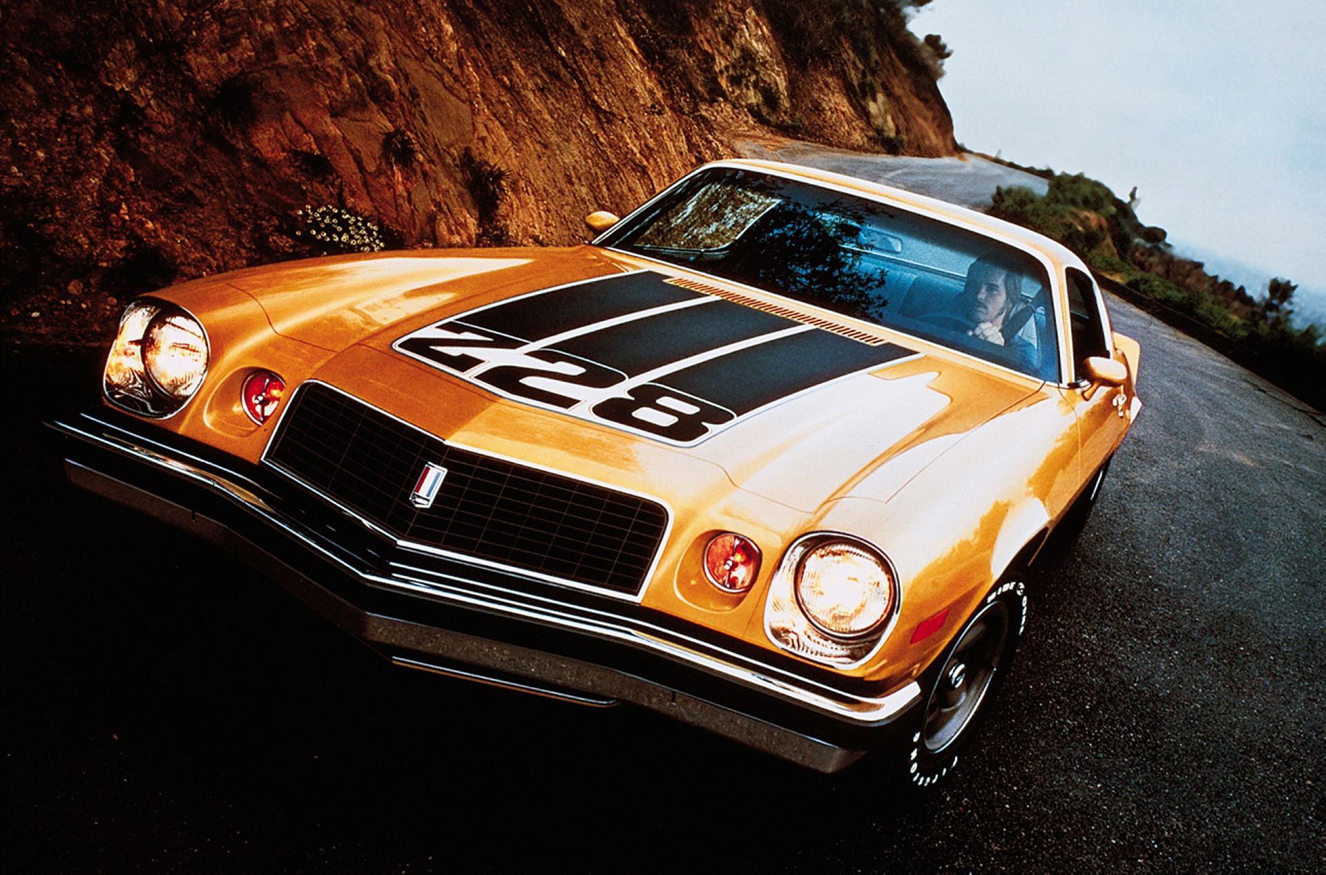 1974 Chevrolet Camaro Conceptcarz Com