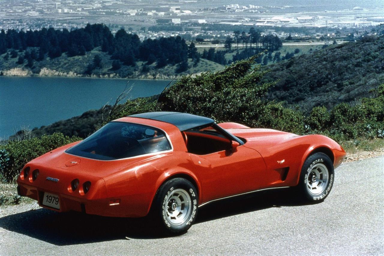 1979 Chevrolet Corvette C3 Image