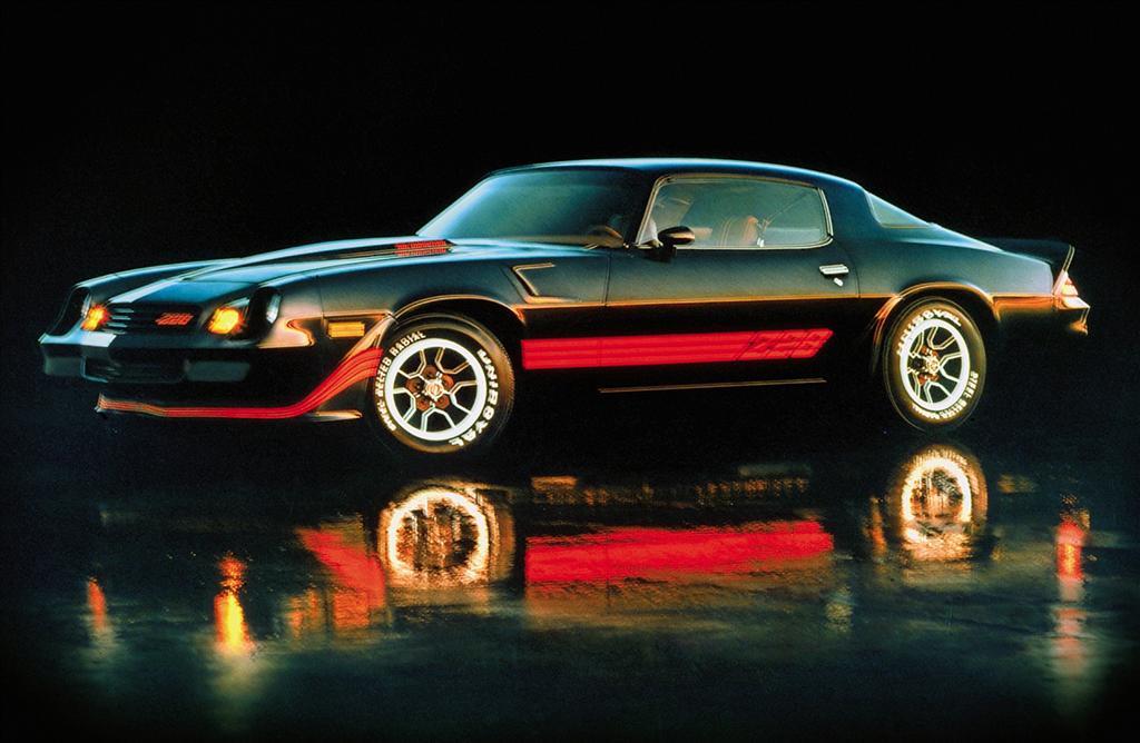 1981 Chevrolet Camaro Conceptcarz Com