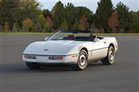 1987 Chevrolet Corvette C4 image.