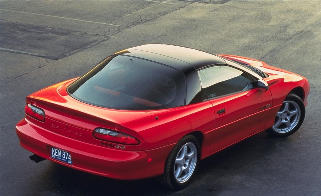 auction results and data for 1996 chevrolet camaro midamerica auctions saint paul rivercentre. Black Bedroom Furniture Sets. Home Design Ideas