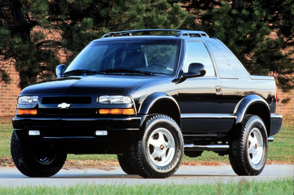 Auction results and data for 1999 Chevrolet Blazer  conceptcarzcom