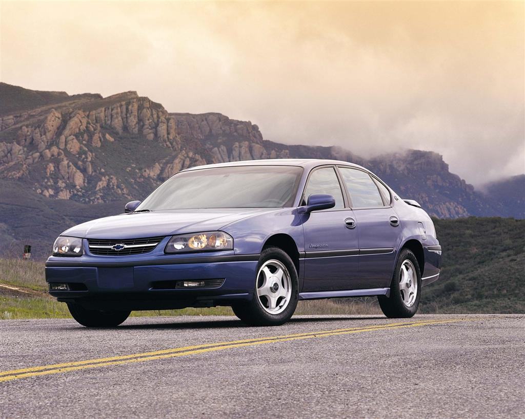 Chevrolet Impala Sedan Image on 1999 Buick Regal