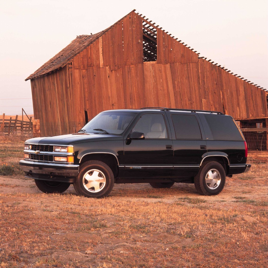 1999 chevrolet tahoe auction sales and data