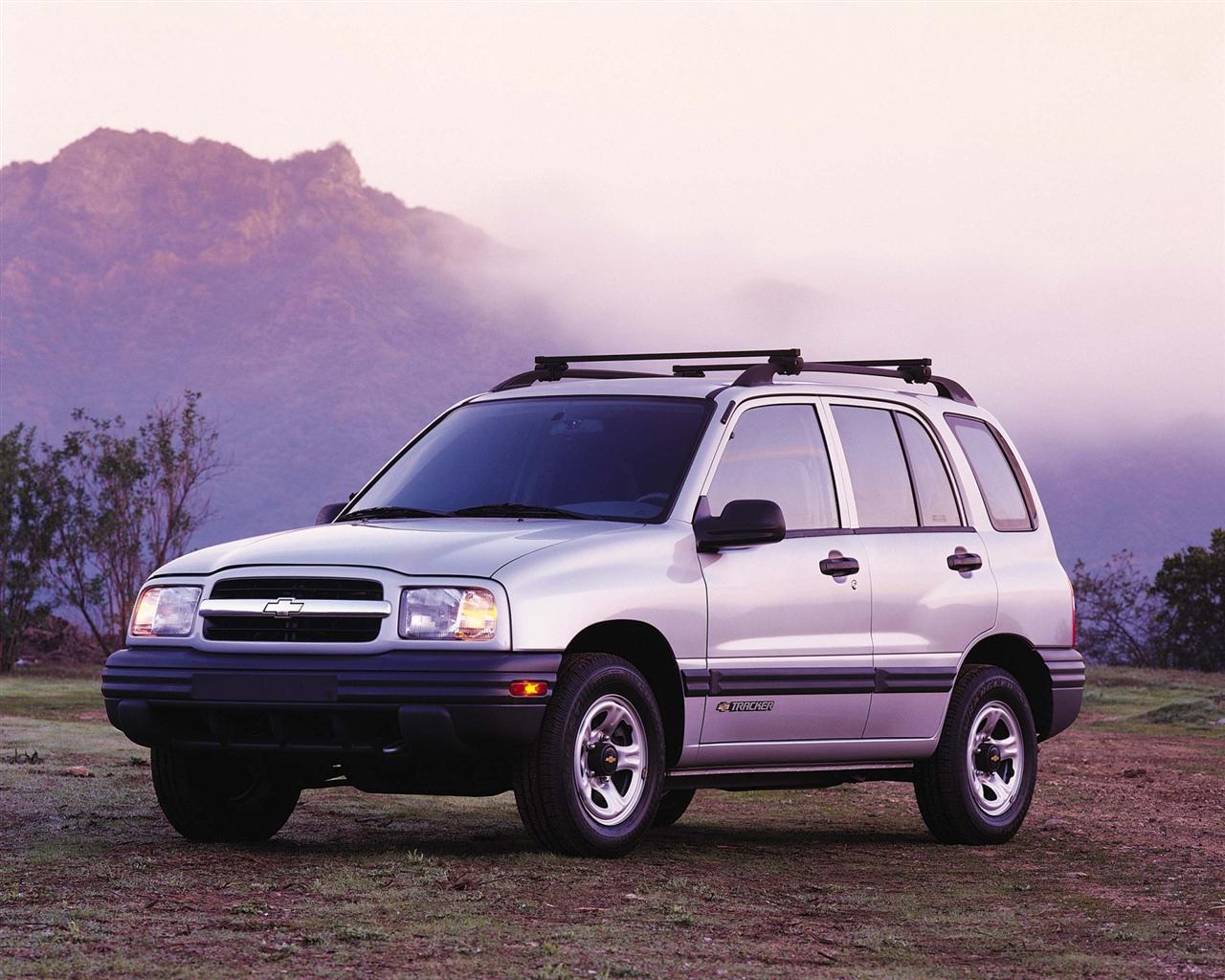 2000 Chevrolet Tracker Image