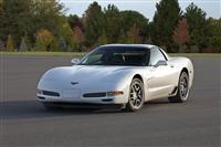 2001 Chevrolet Corvette image.