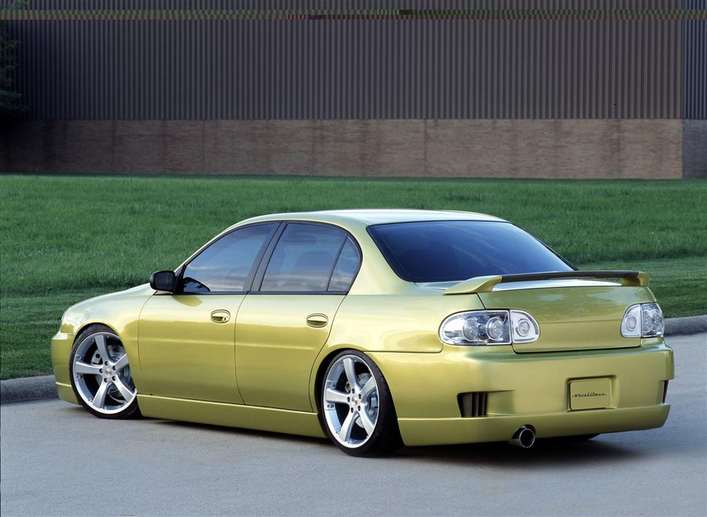 2001 Chevrolet Malibu Pictures History Value Research News