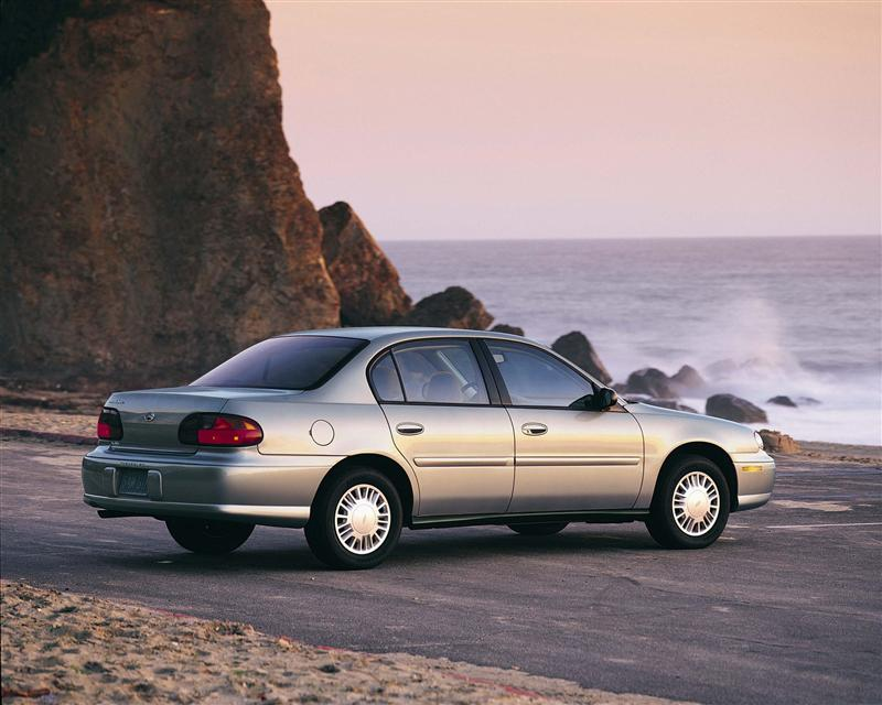 2001 Chevrolet Malibu Image