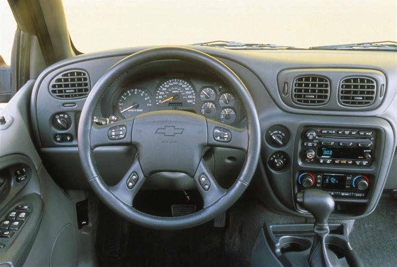 2001 Chevrolet TrailBlazer Images Photo 2001Chevrolet