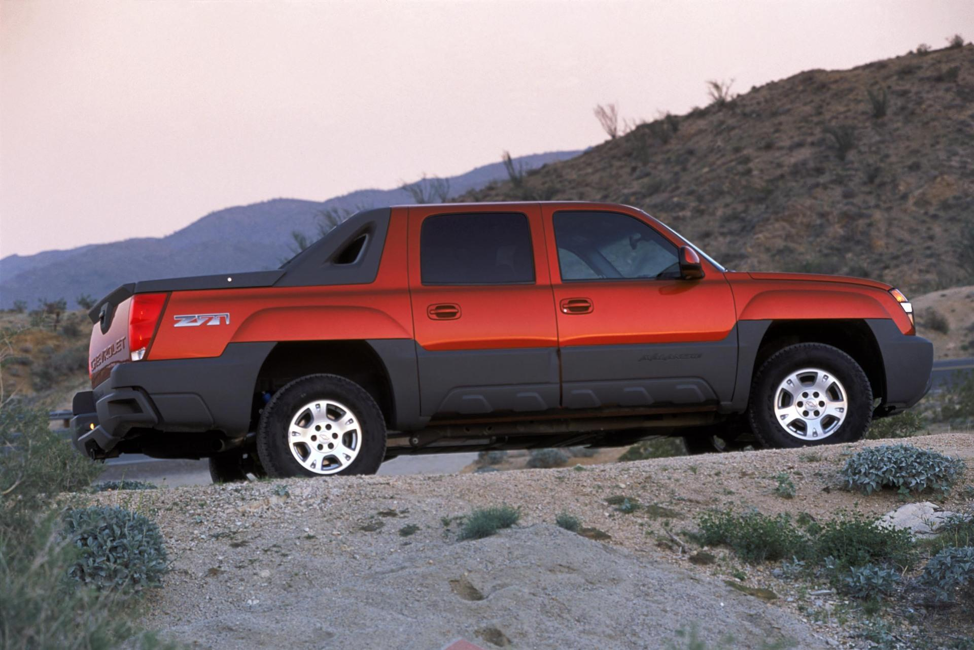 2002 chevrolet avalanche image. Black Bedroom Furniture Sets. Home Design Ideas