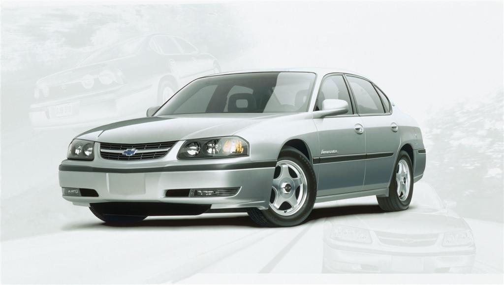 2002 chevrolet impala. Cars Review. Best American Auto & Cars Review
