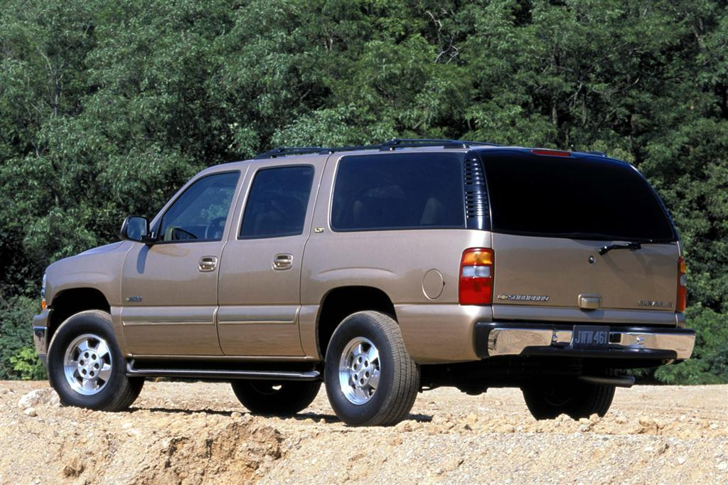 2002 Chevrolet Suburban Pictures History Value Research