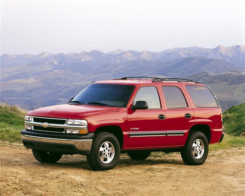 2006 Chevrolet U.S. SKI Team Tahoe thumbnail image