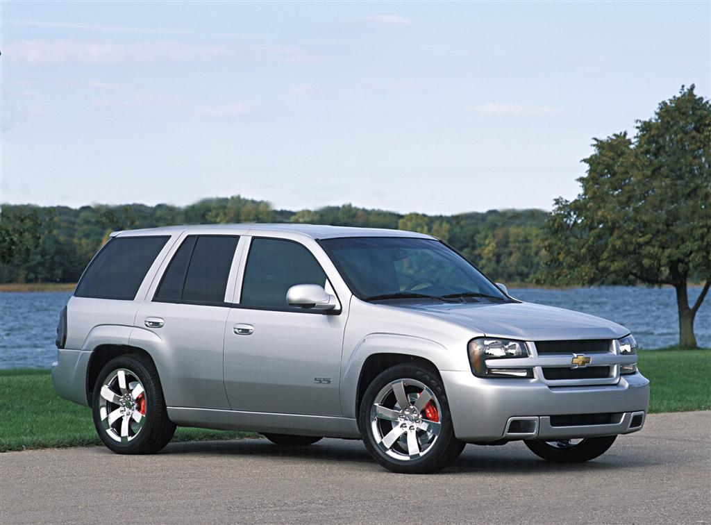 2002 Chevrolet TrailBlazer Pictures History Value Research