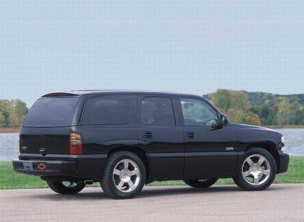 chevy tahoe concept 2003 autos weblog. Black Bedroom Furniture Sets. Home Design Ideas