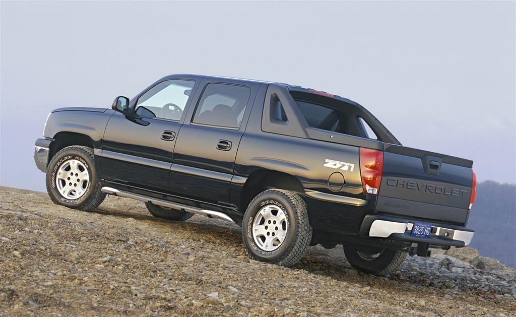 2004 Chevrolet Avalanche Pictures History Value Research News