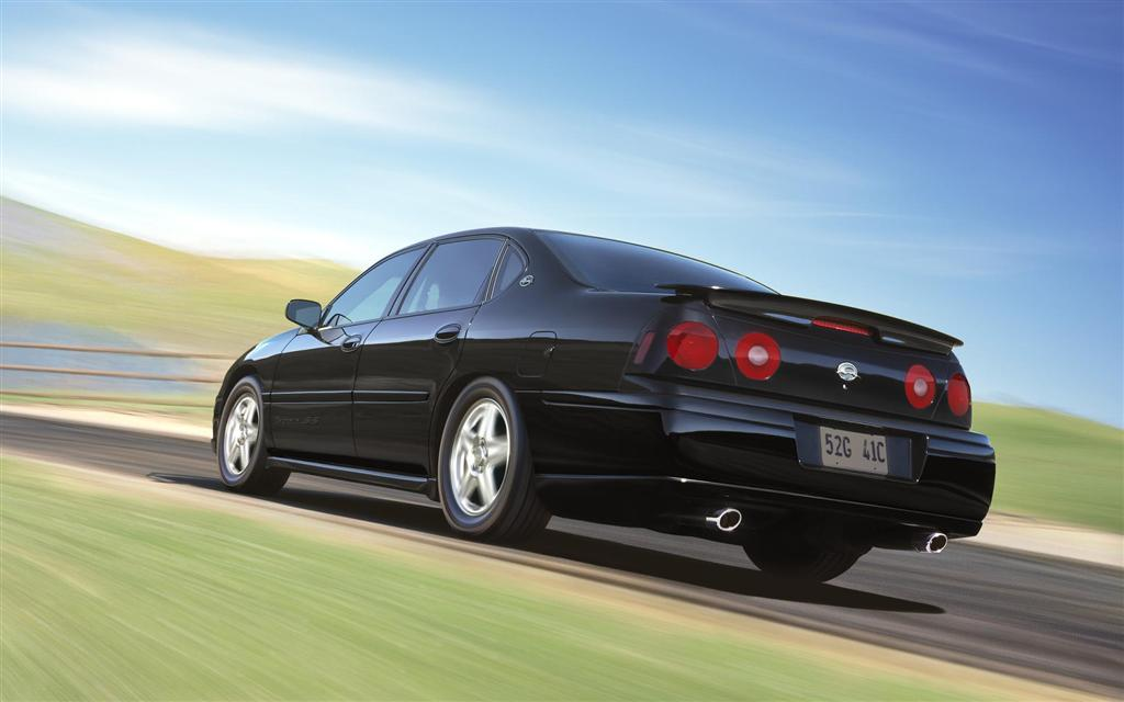 Auction Results And Data For 2004 Chevrolet Impala