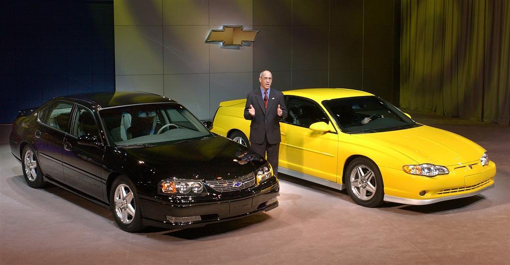 2004 Chevrolet Impala - conceptcarz.com