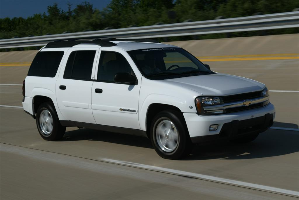 Image Gallery 2004 Trailblazer Xlt