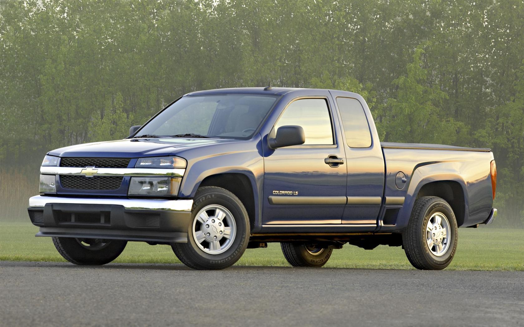2004 Chevrolet Colorado Image