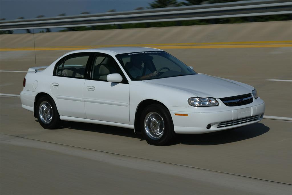 Auction results and data for 2004 Chevrolet Malibu  conceptcarzcom
